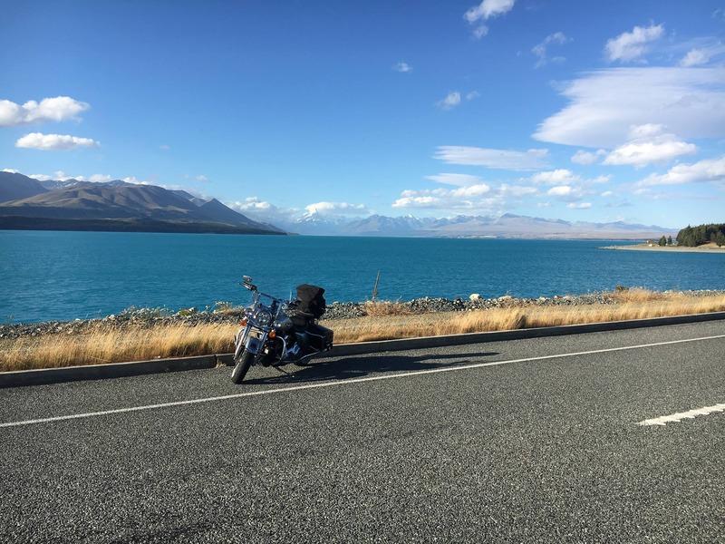 Stunning Mt Cook in Aoraki National Park