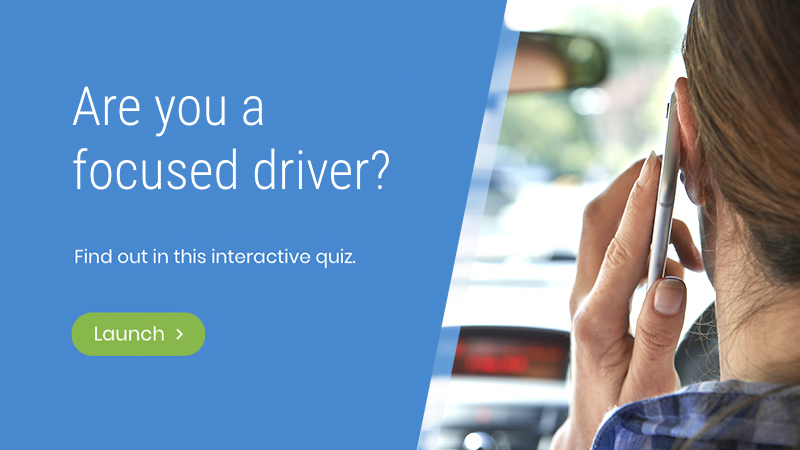 Take the 'Are you a focused driver?' test online - this link takes you away from the SMC website