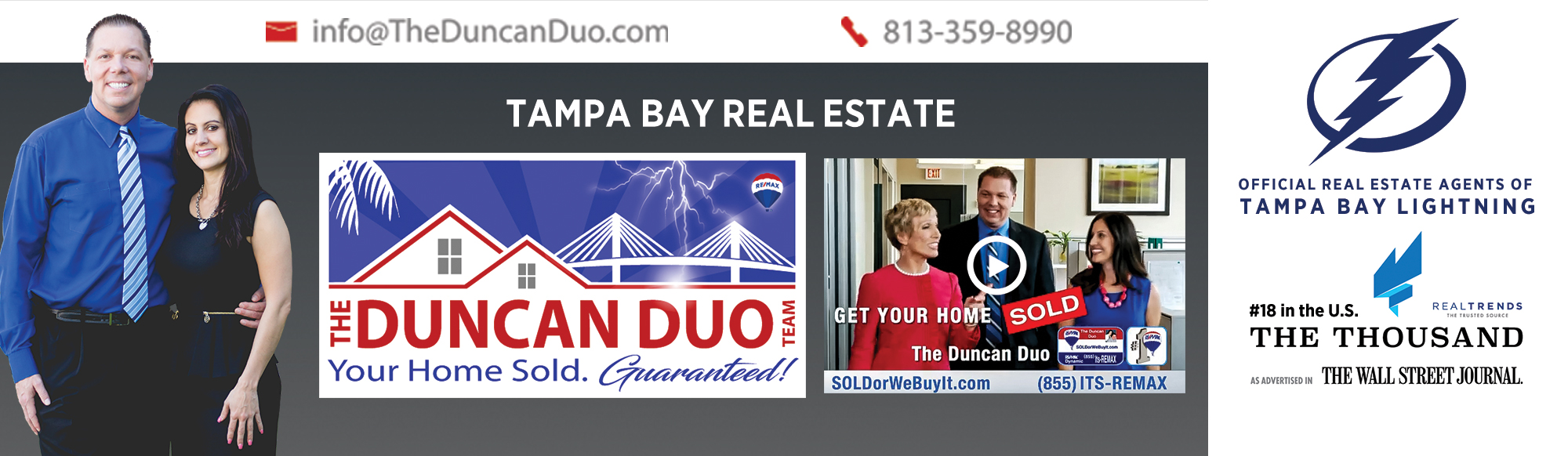 Tampa Bay flooded with brand new agents & they should be careful about where they start