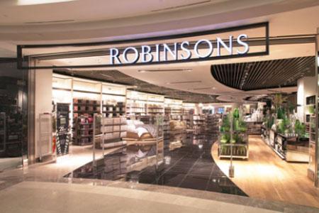 Robinsons store photo