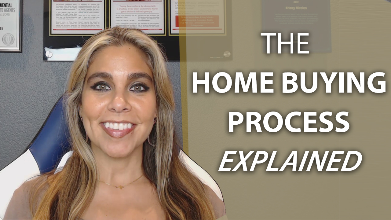 The Home Buying Process in a Nutshell