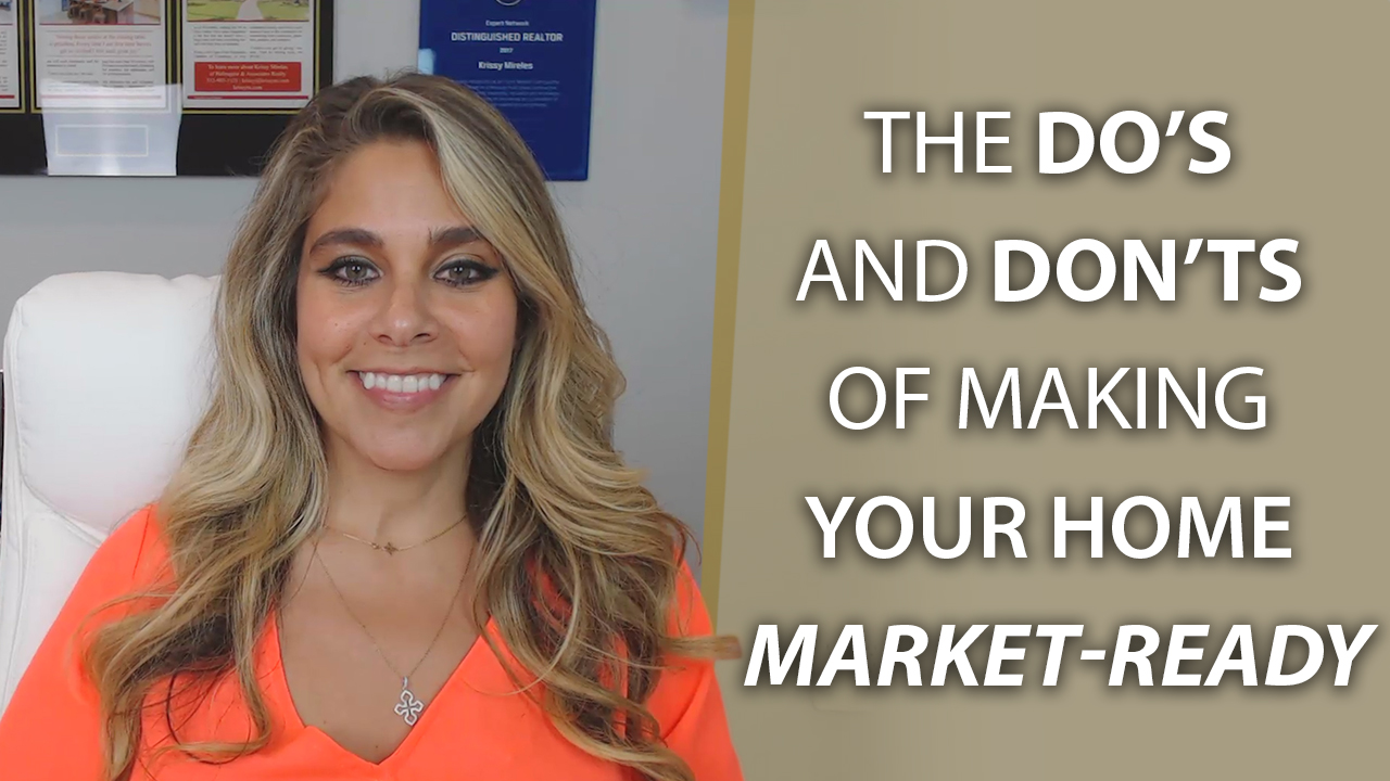 The Do's and Don'ts of Prepping Your Home for the Market