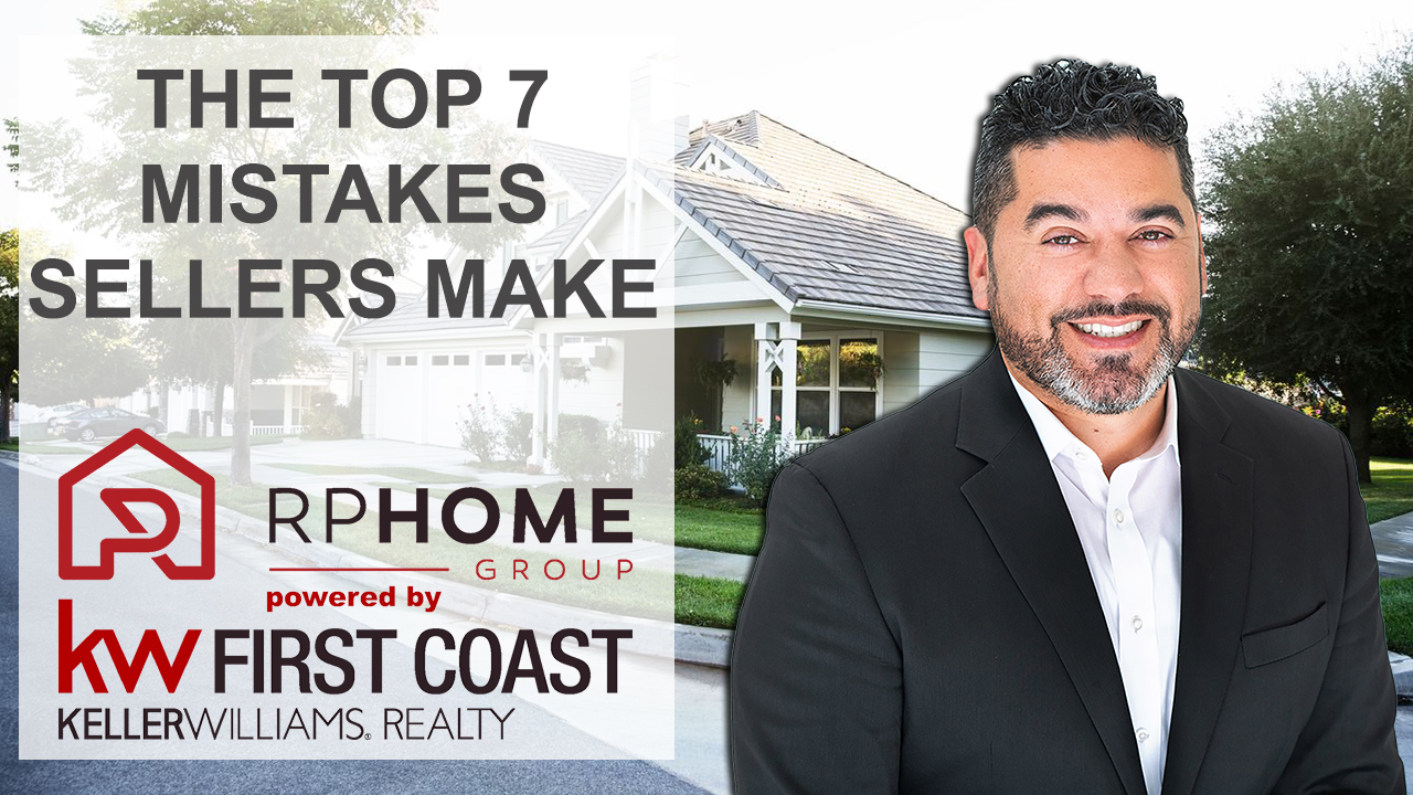 The Top Home Selling Mistakes