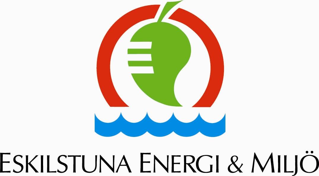 Eskilstuna Energi och Miljö logga