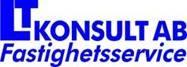 LT Konsult Fastighetsservice logga