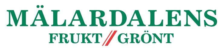Mälardalens Frukt & Grönt logga