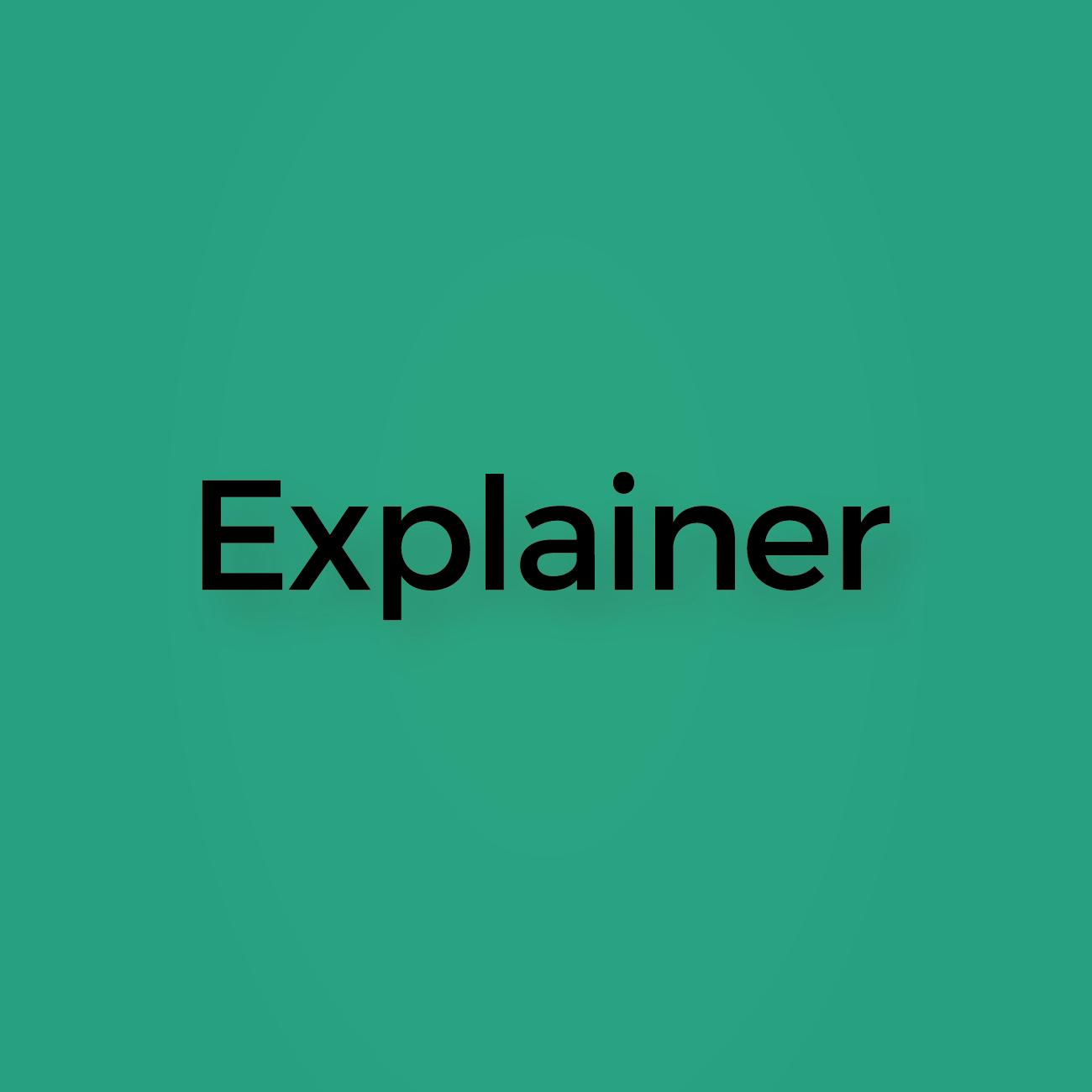 Explainer logga