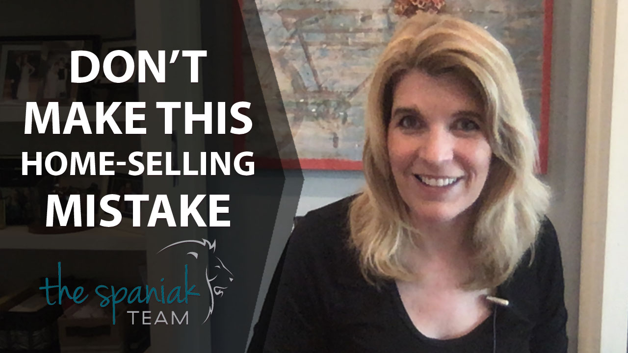 What Is the Biggest Mistake Sellers Make?