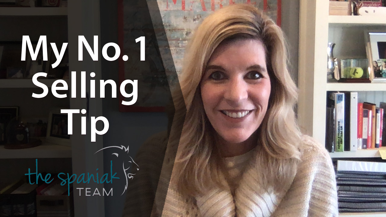 What's the Most Important Thing to Do Before Selling?