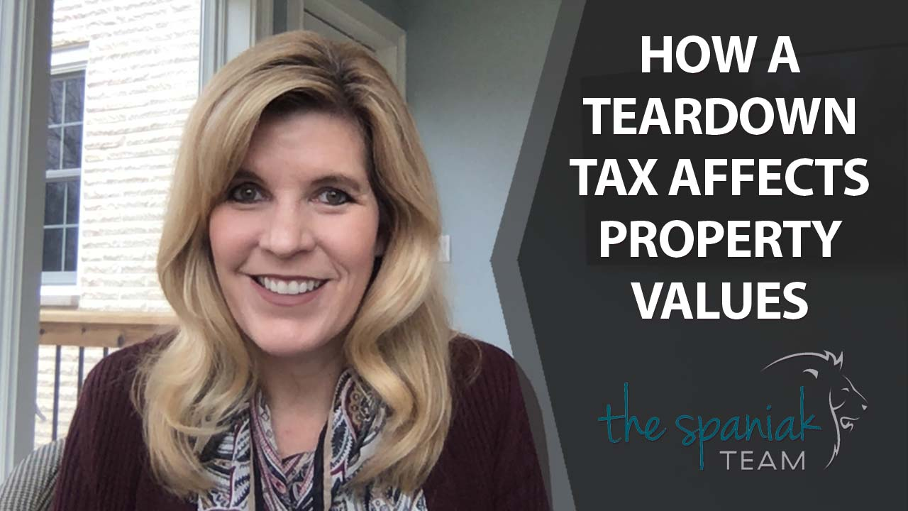 The Impact of a Teardown Tax on Property Values