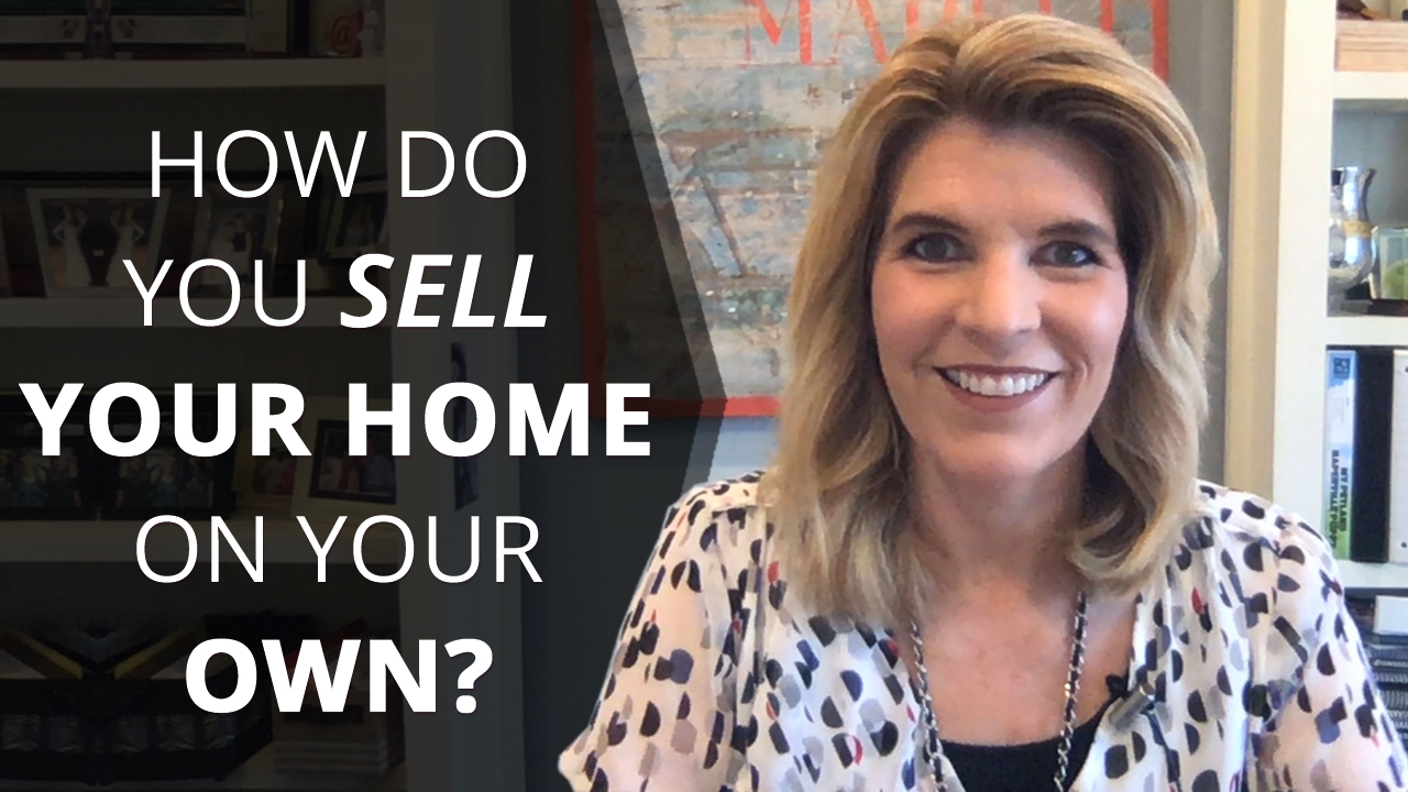 Key Tips to Selling Your Home on Your Own