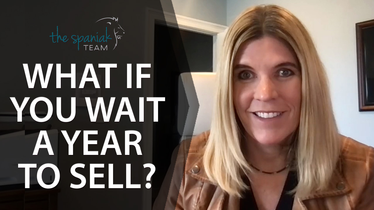 Should You Really Wait Until 2022 to Sell?