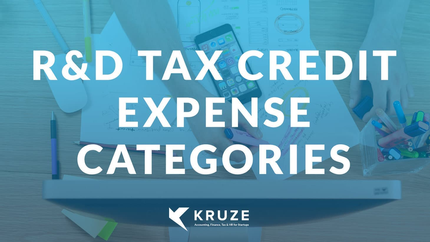 R&D Tax Credit Expense Categories