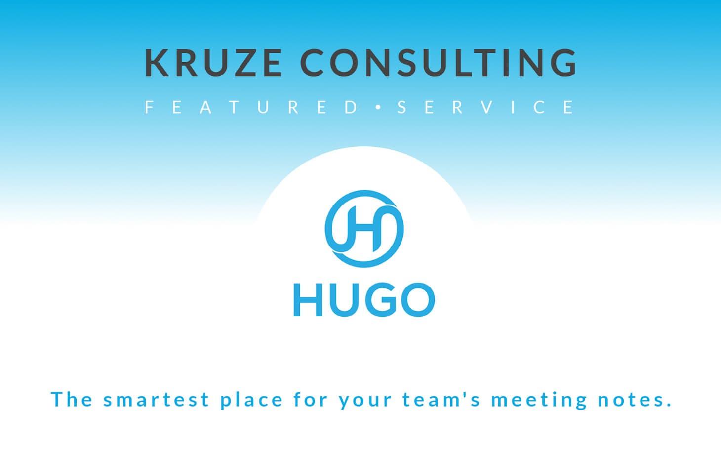 Featured Service - Hugo