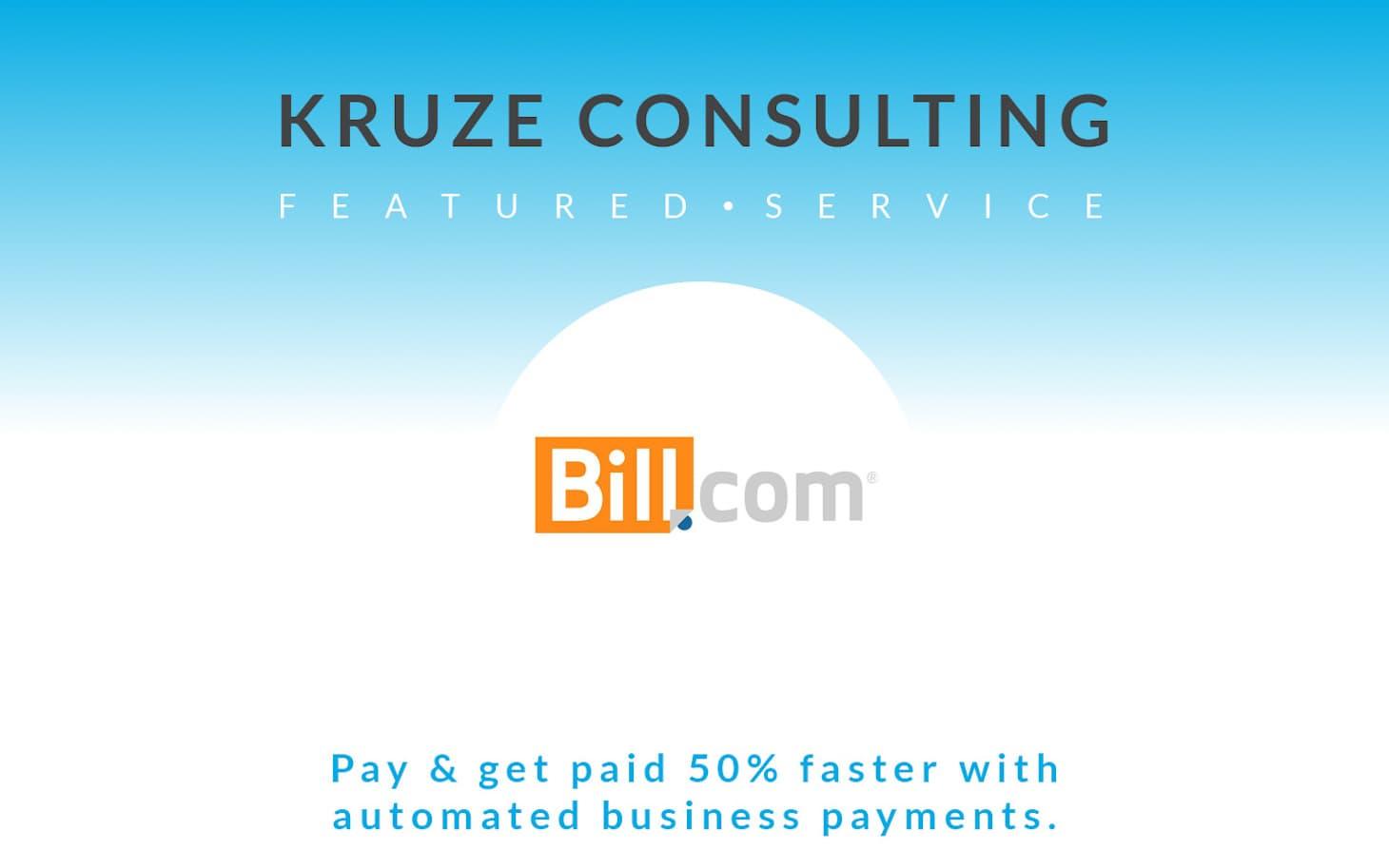 Featured Service - Bill.com