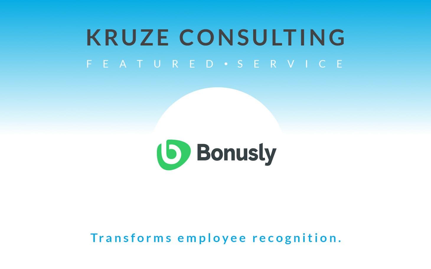 Featured Service - Bonusly