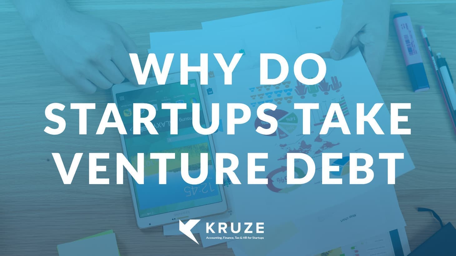 Why Do Startups Take Venture Debt?