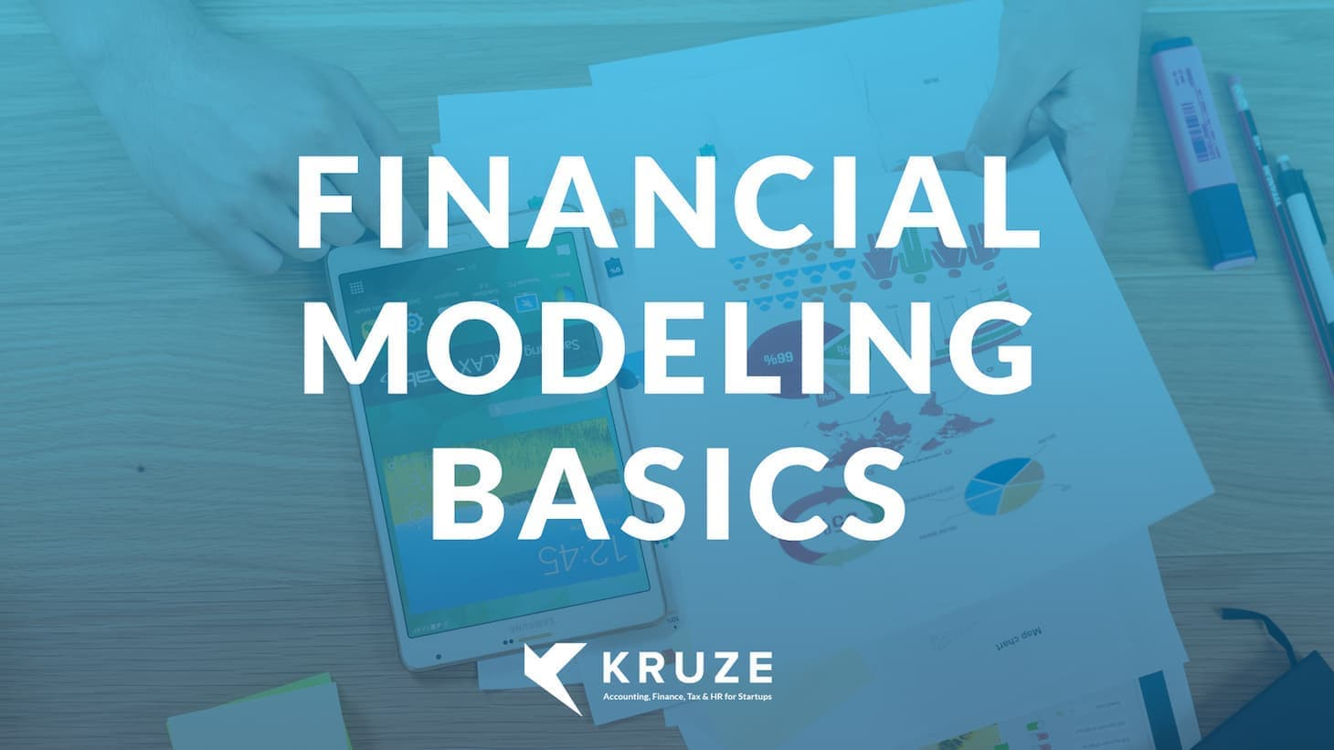Financial Modeling Basics for Startups
