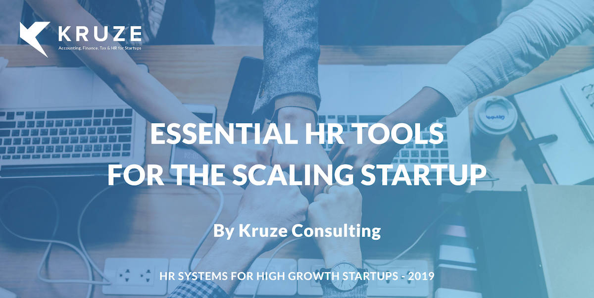 Essential HR Tools for the scaling startup
