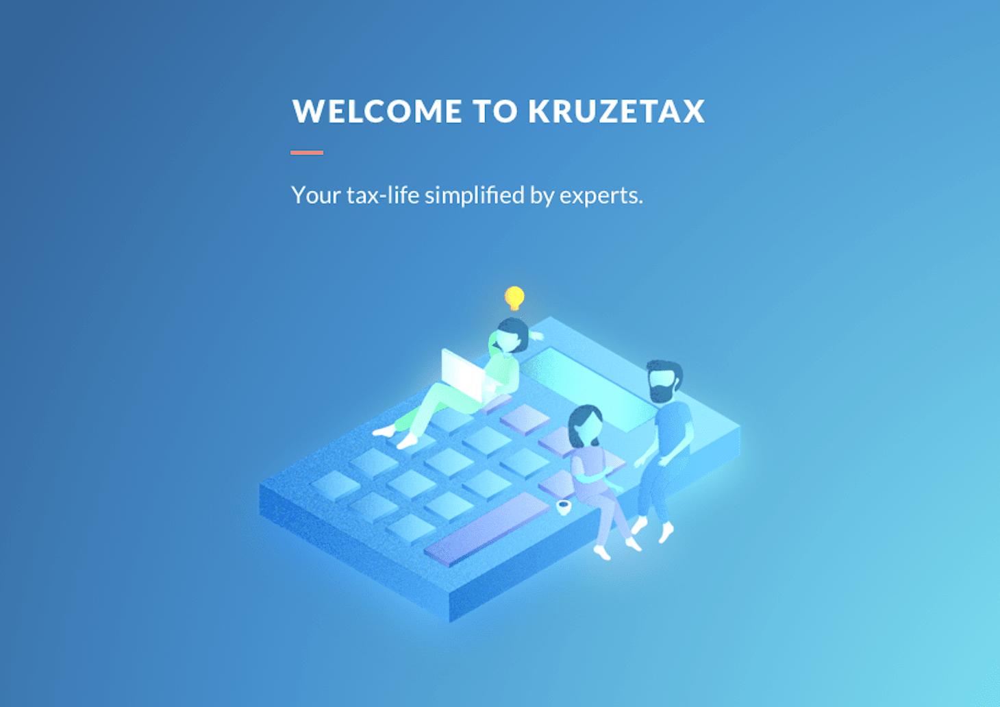 Introducing KruzeTax - Startup Tax Returns
