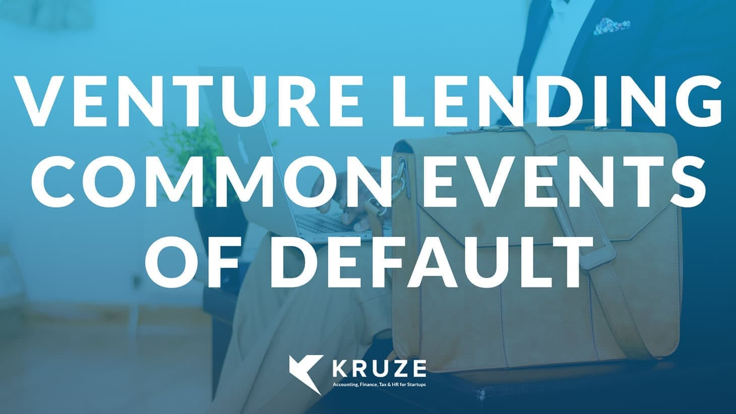 Venture Lending Common Events of Default