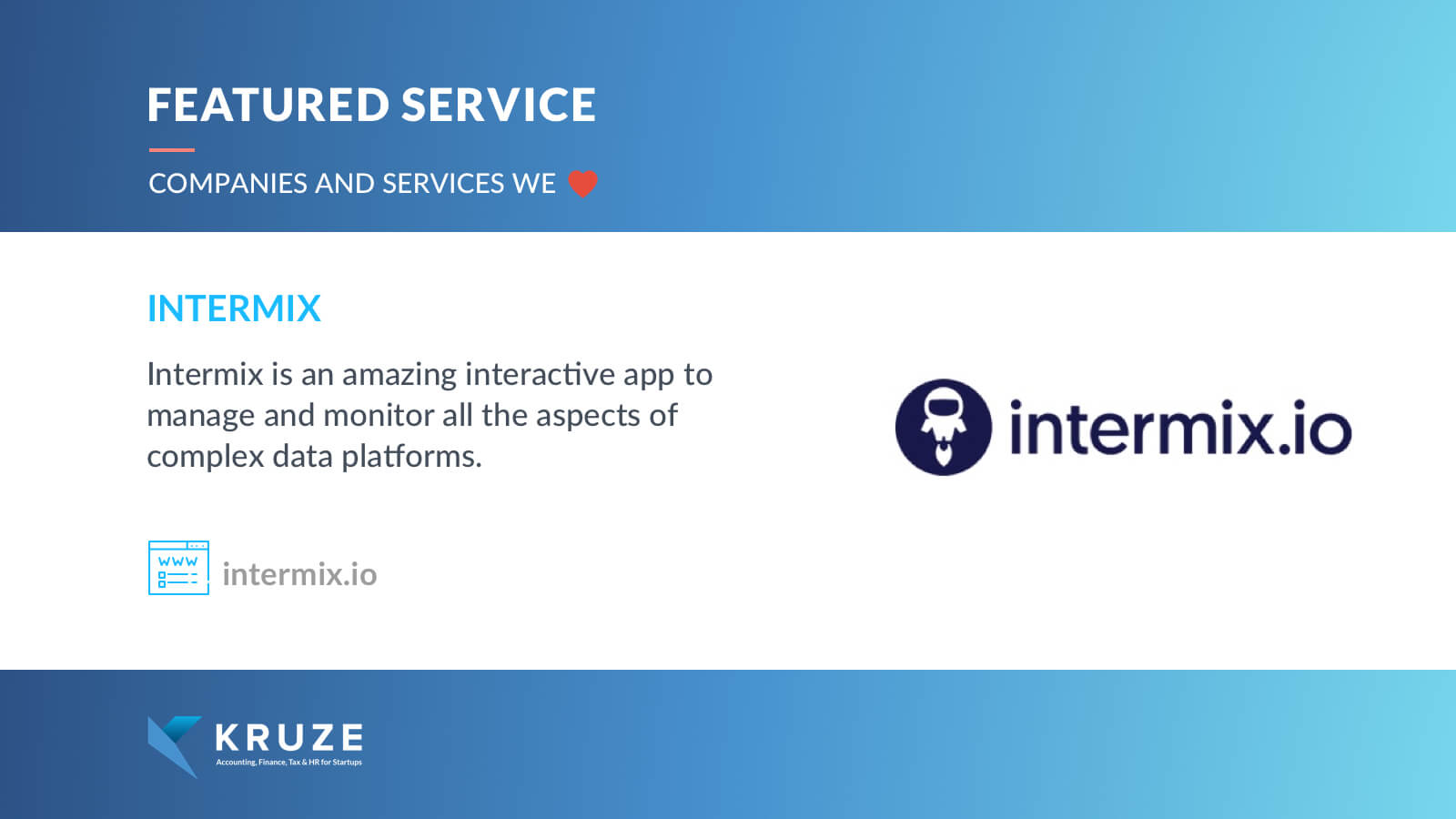 Featured Service - Intermix