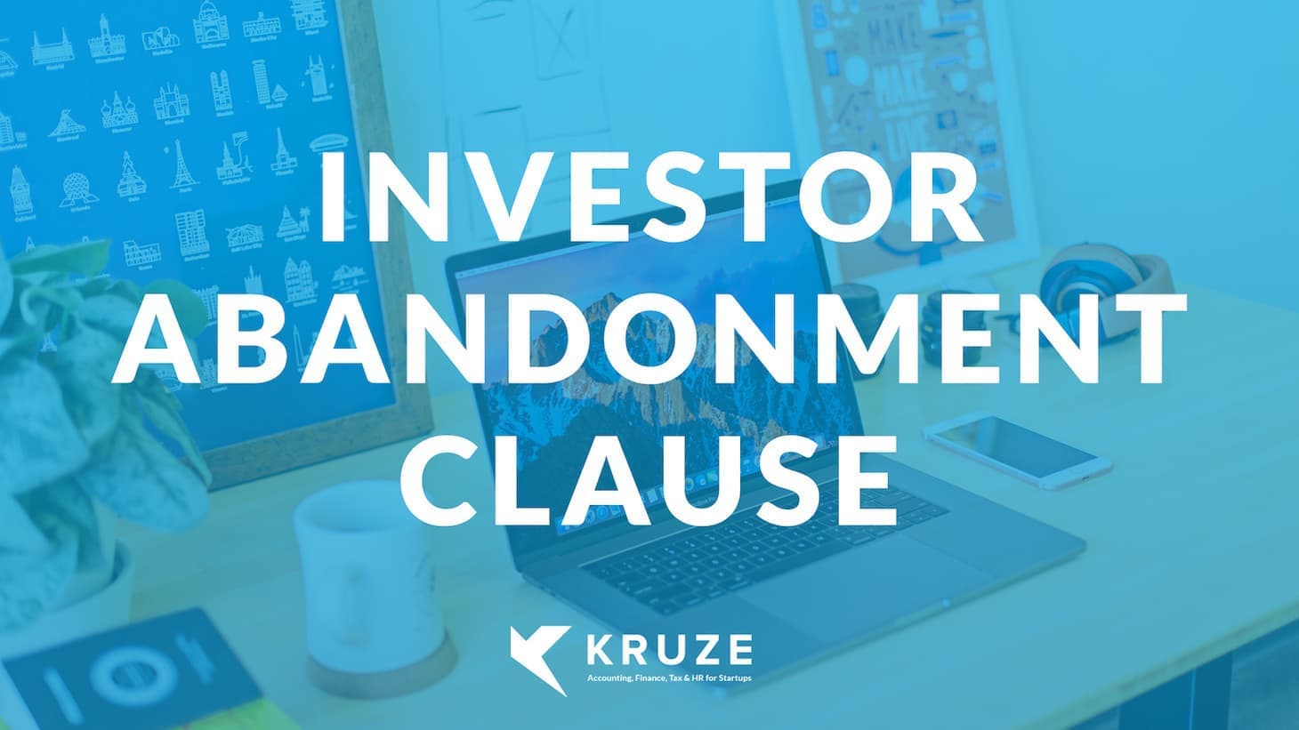 Investor Abandonment Clause on Venture Debt