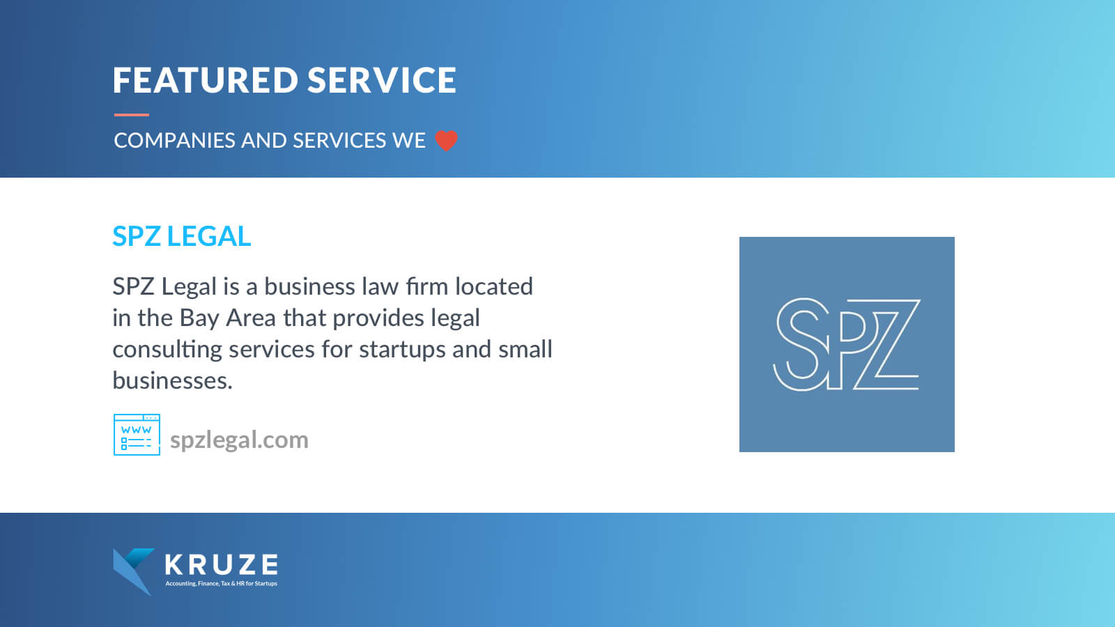 Featured Service - SPZ Legal