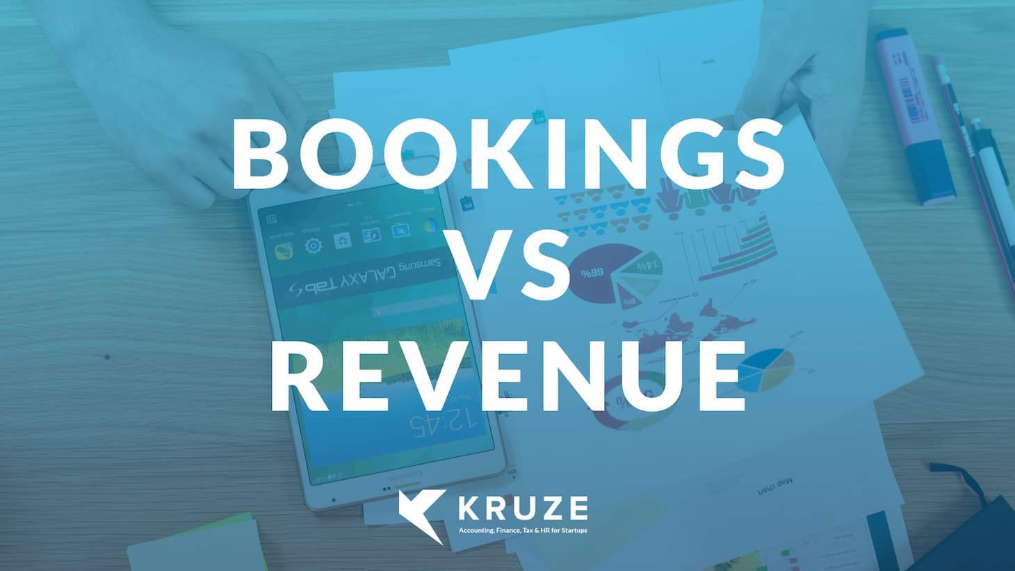 Bookings vs Revenue
