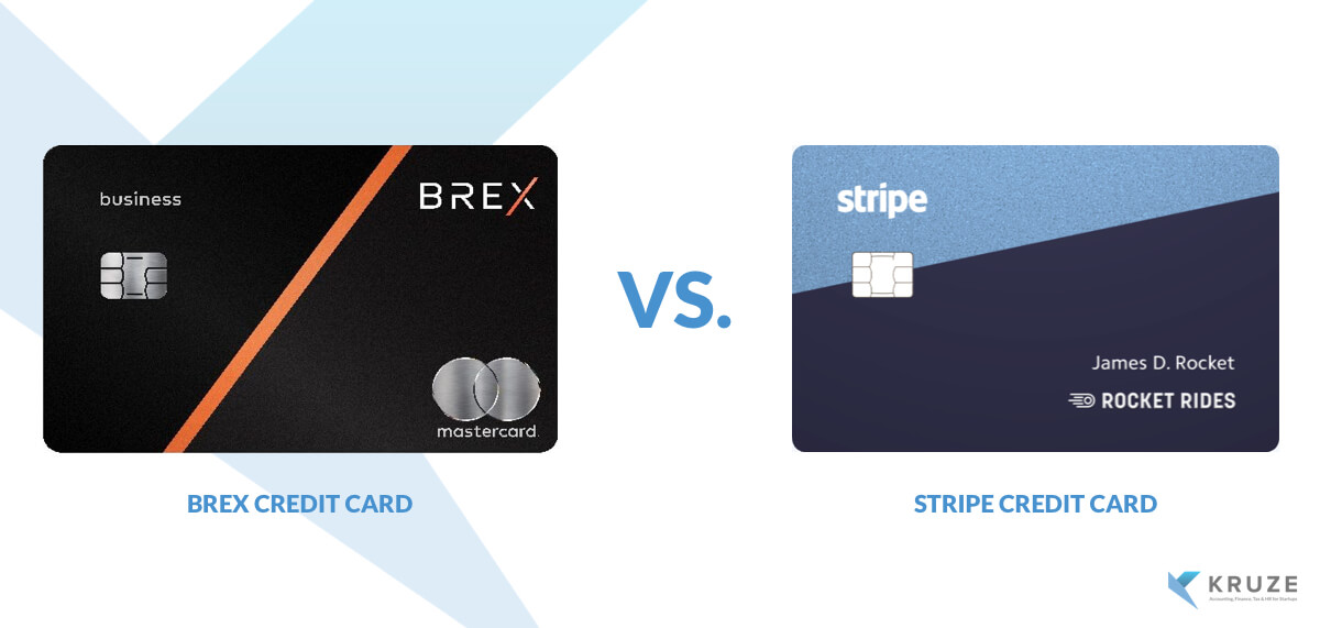 Brex vs Stripe -  Which card is best for startups?
