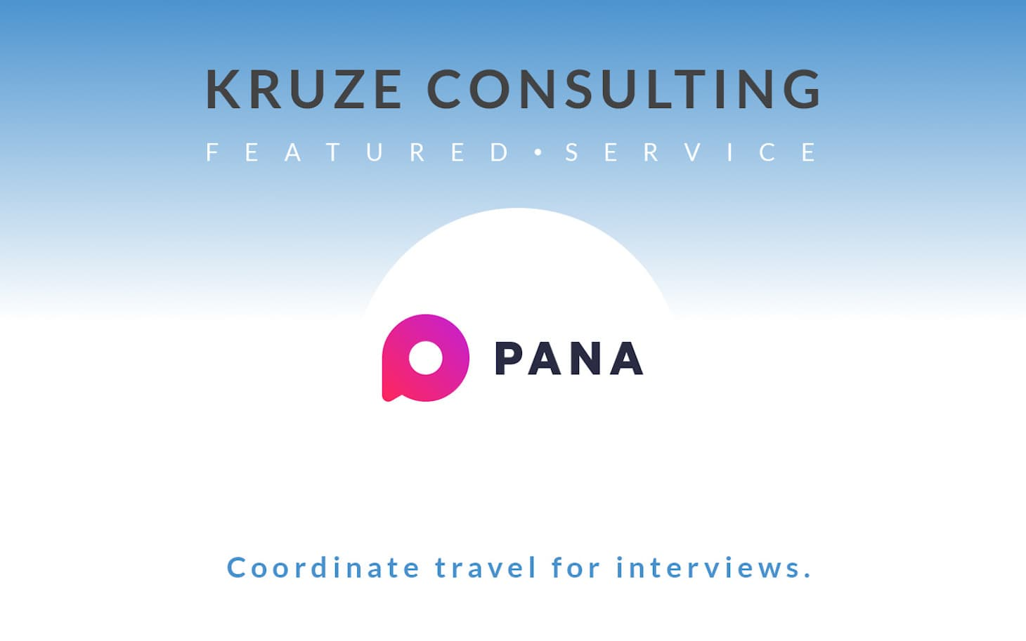 Featured Service - Pana