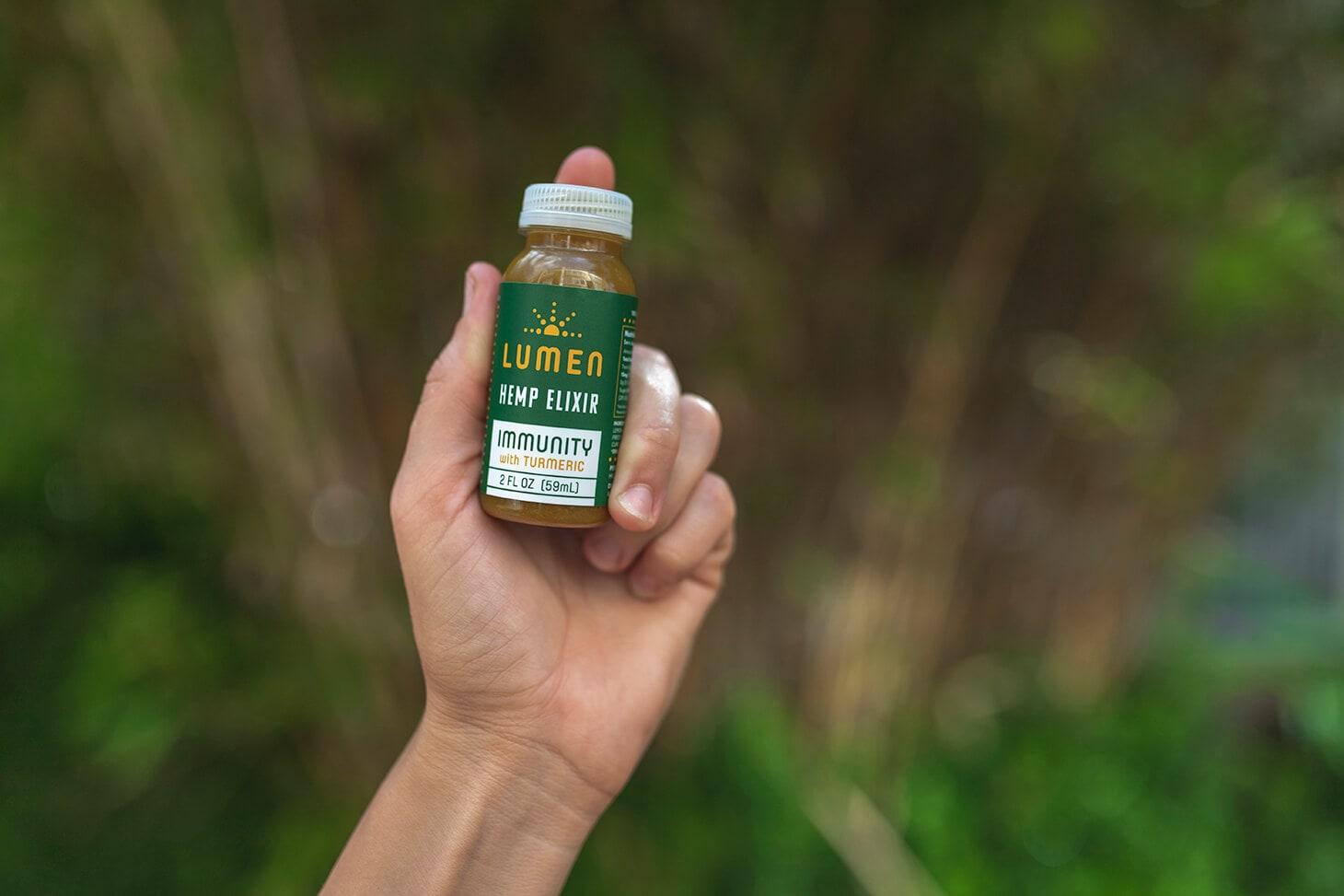 Lump Hemp Elixir - Immunity