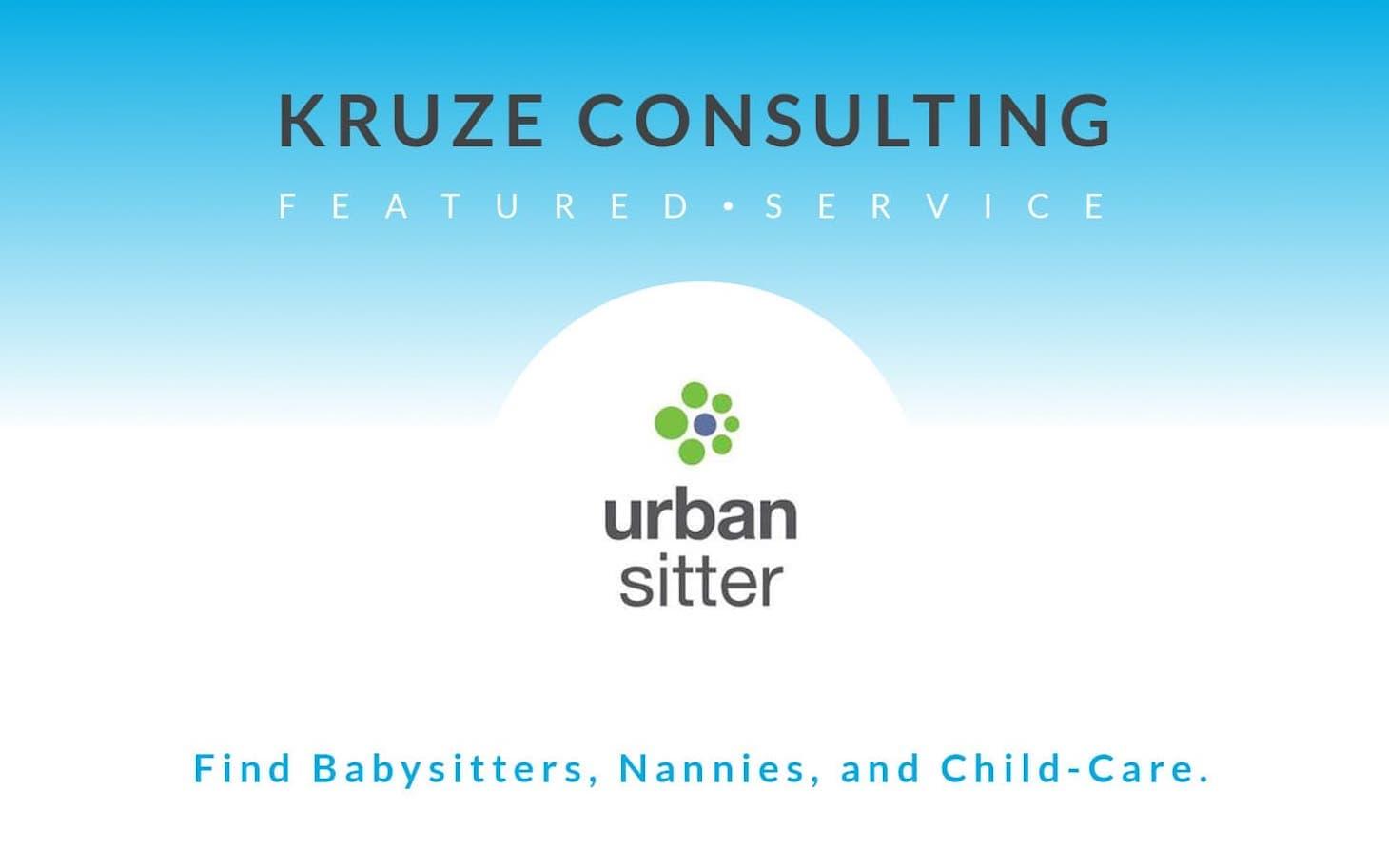 Featured Service - UrbanSitter