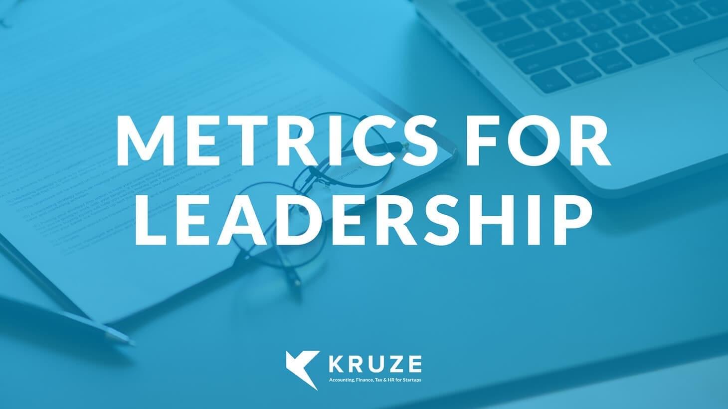 Metrics for Leadership