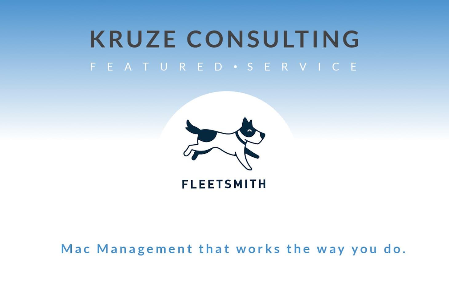 Featured Service - Fleetsmith
