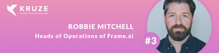 #3- Robbie Mitchell of Frame.ai on building a business intelligence stack for customer communications