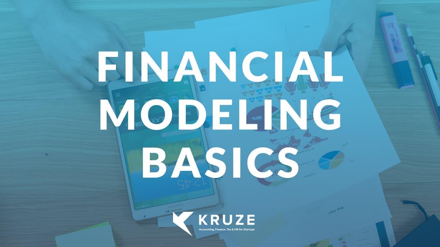Financial Modeling Basics for Startups