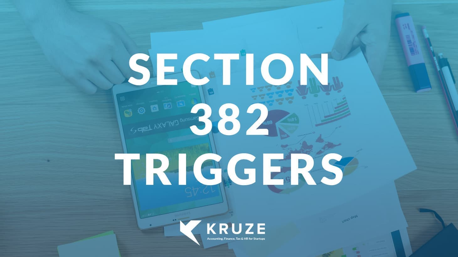 Section 382 Triggers