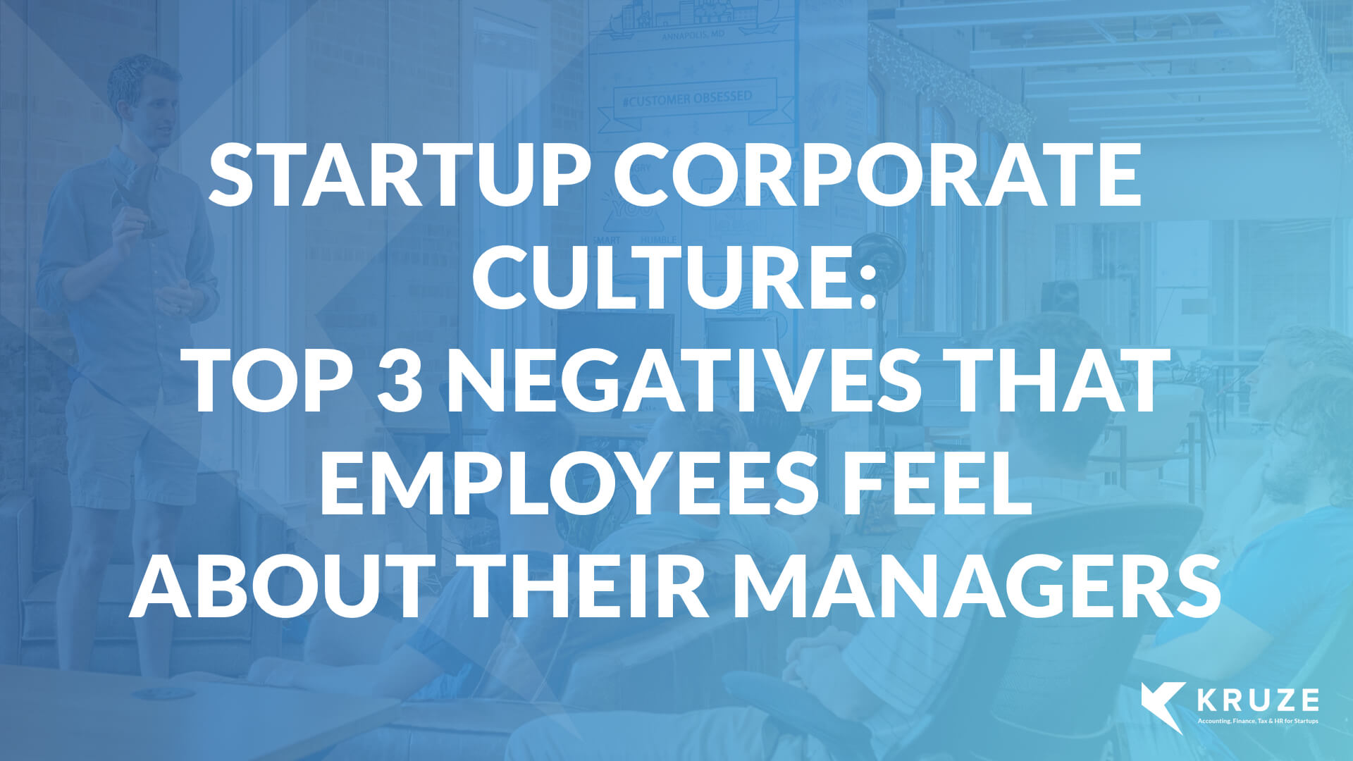 Top three negatives that employees feel about their bosses