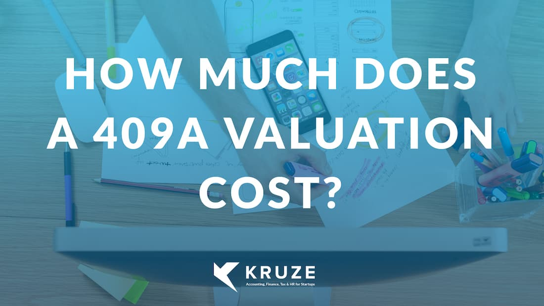 Kruze Consulting 409A Valuation