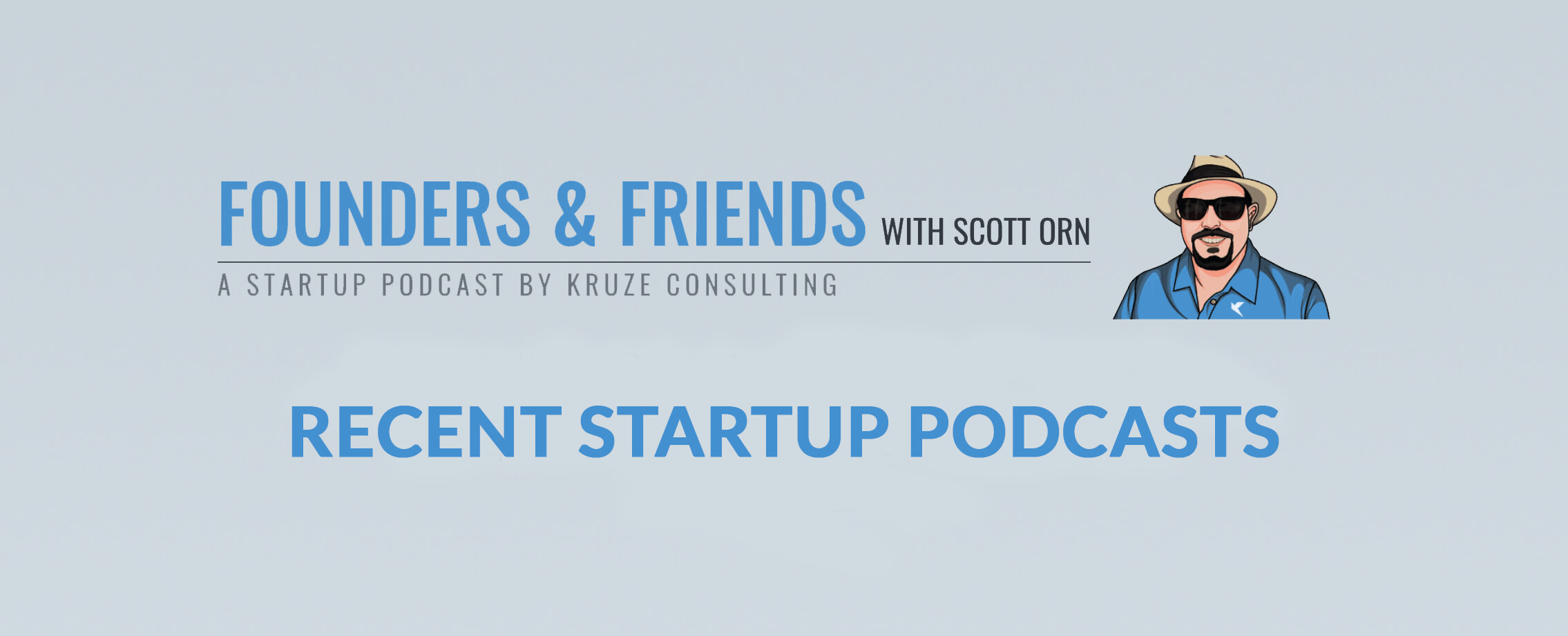 Recent Startup Podcasts