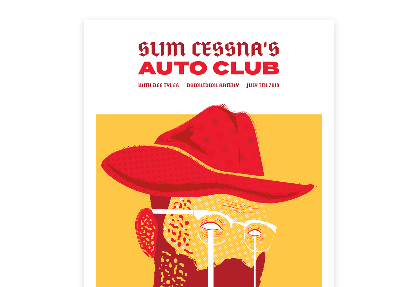 Slim Cessna's Auto Club at Downtown Artery