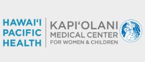 Kapi'olani Medical Center Logo
