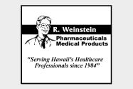 R. Weinstein Logo