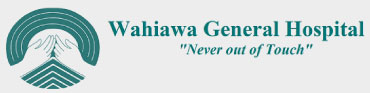 Wahiawa General Hospital Logo