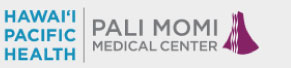 Pali Momi Medical Center Logo