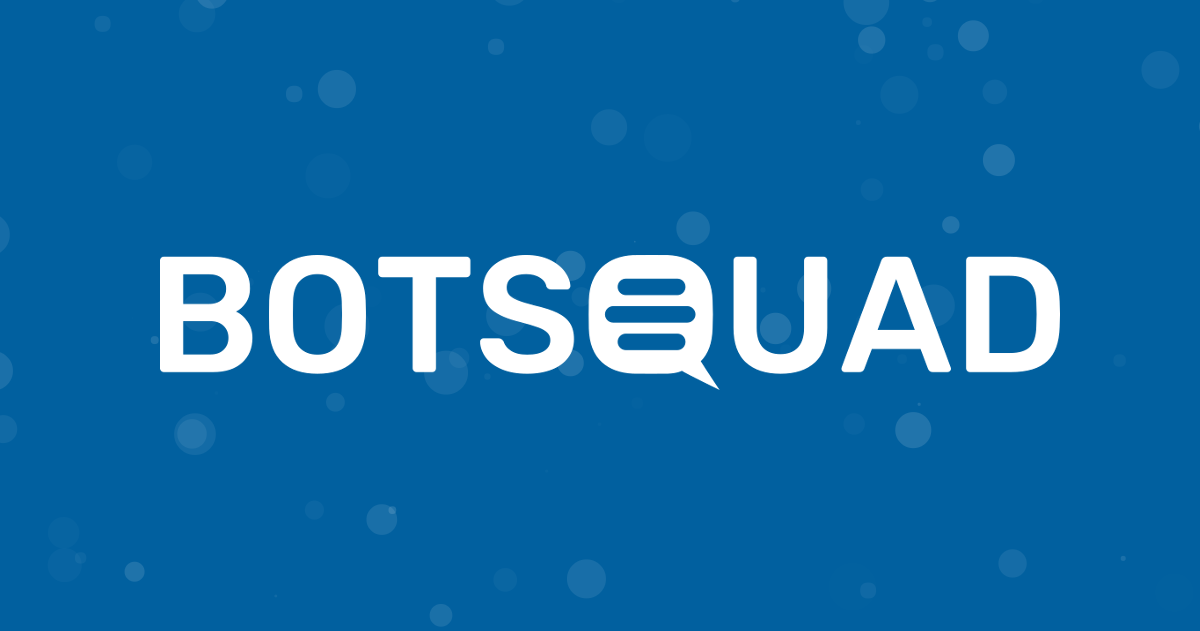 botsquad is hiring humans!