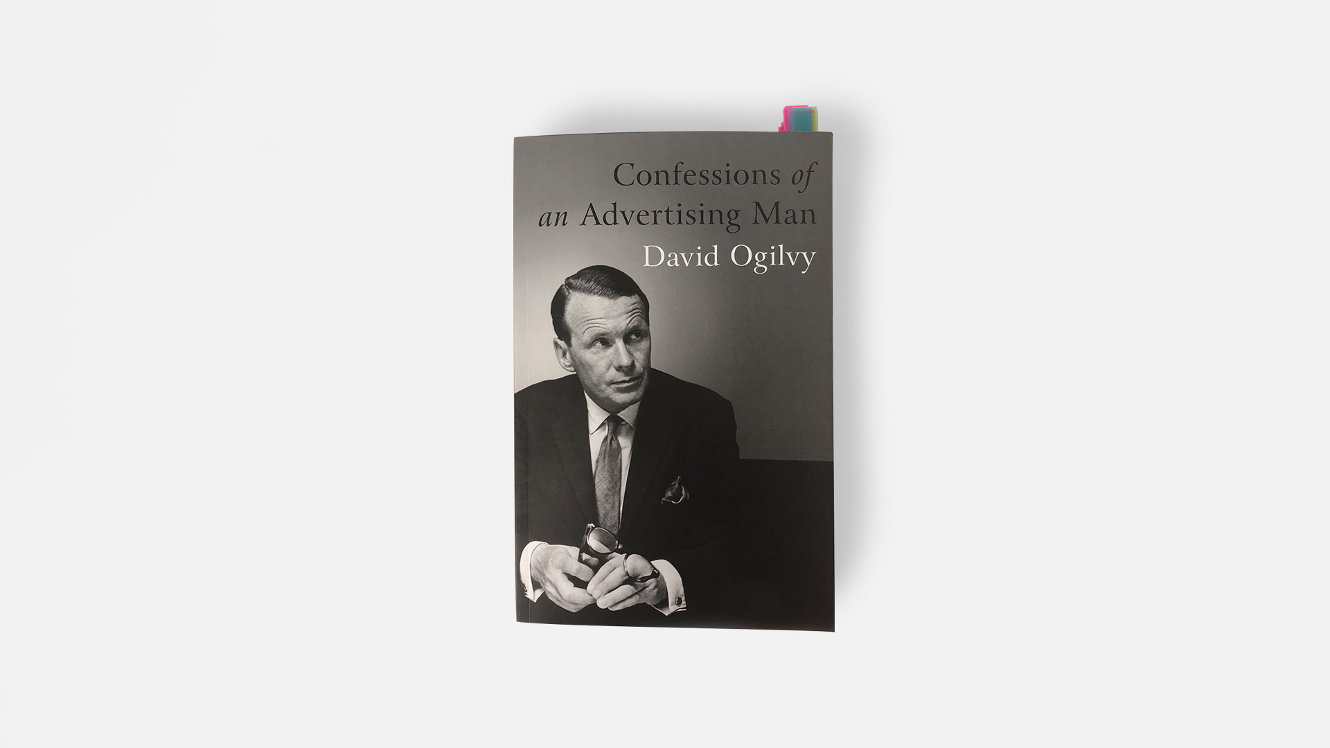 Photo of the Confessions of an Advertising Man book cover