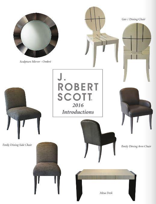 Neue Möbel- & Stoffkollektion von J. Robert Scott