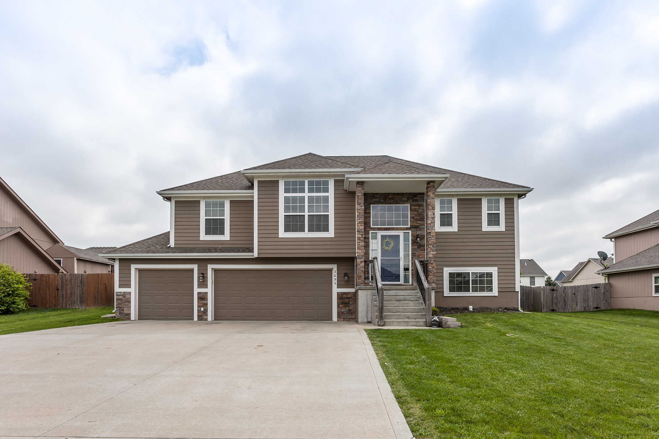 JUST LISTED and OPEN HOUSE! Beautiful 4 Bedroom Home with Room for Everyone!